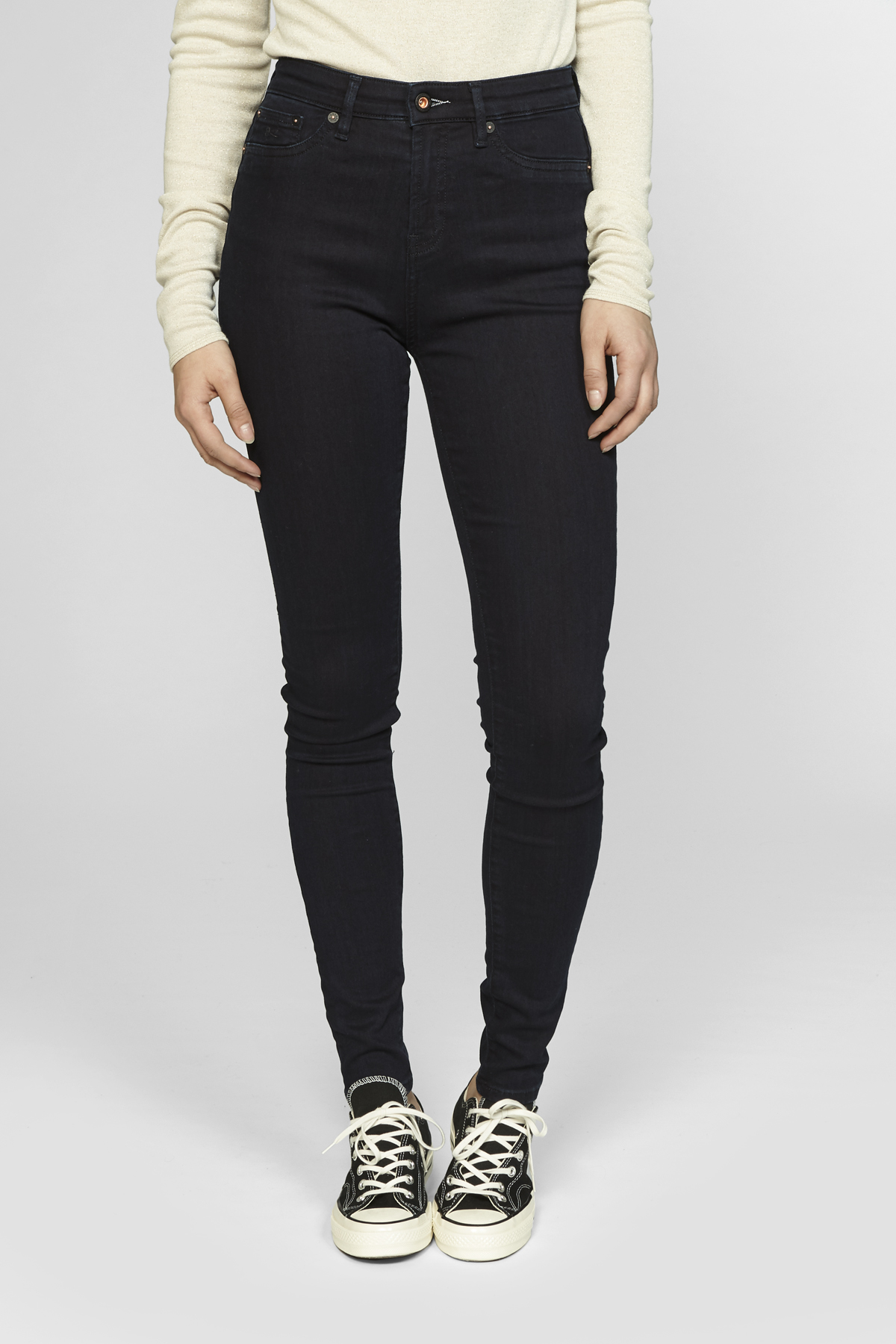Needle High Rise Fit Jeans IPR