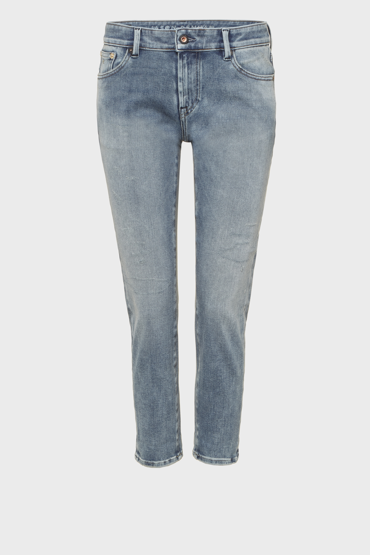 Monroe Girlfriend Tapered Fit Jeans JDCS