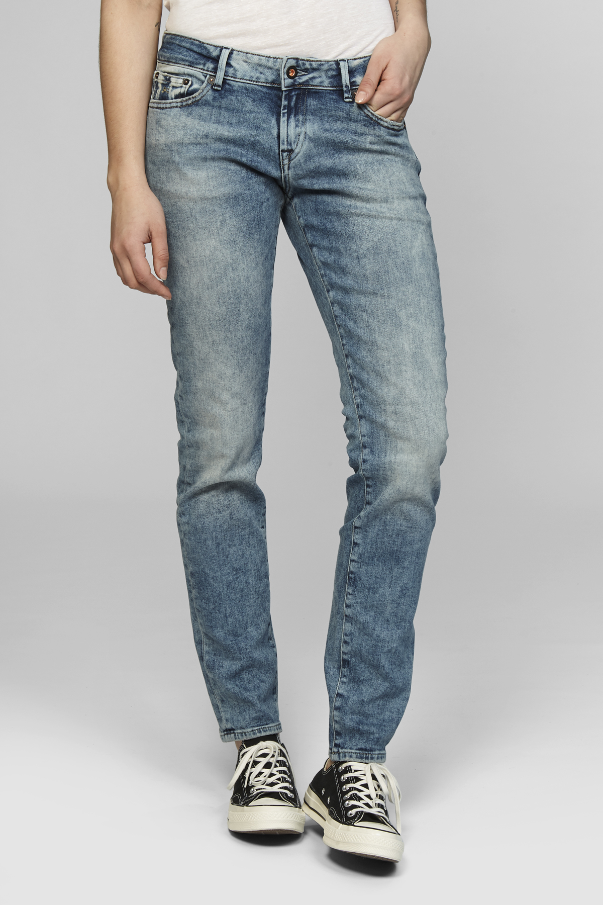 Sally Straight Fit Jeans CD
